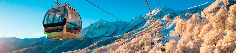 Ски-пассы на Роза Хутор